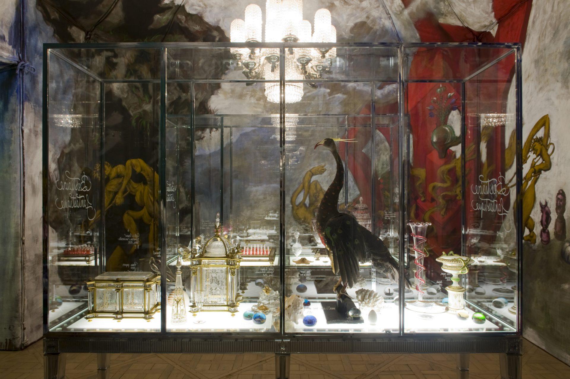 Exposition Baccarat Plus vrai que nature Musée Baccarat Paris