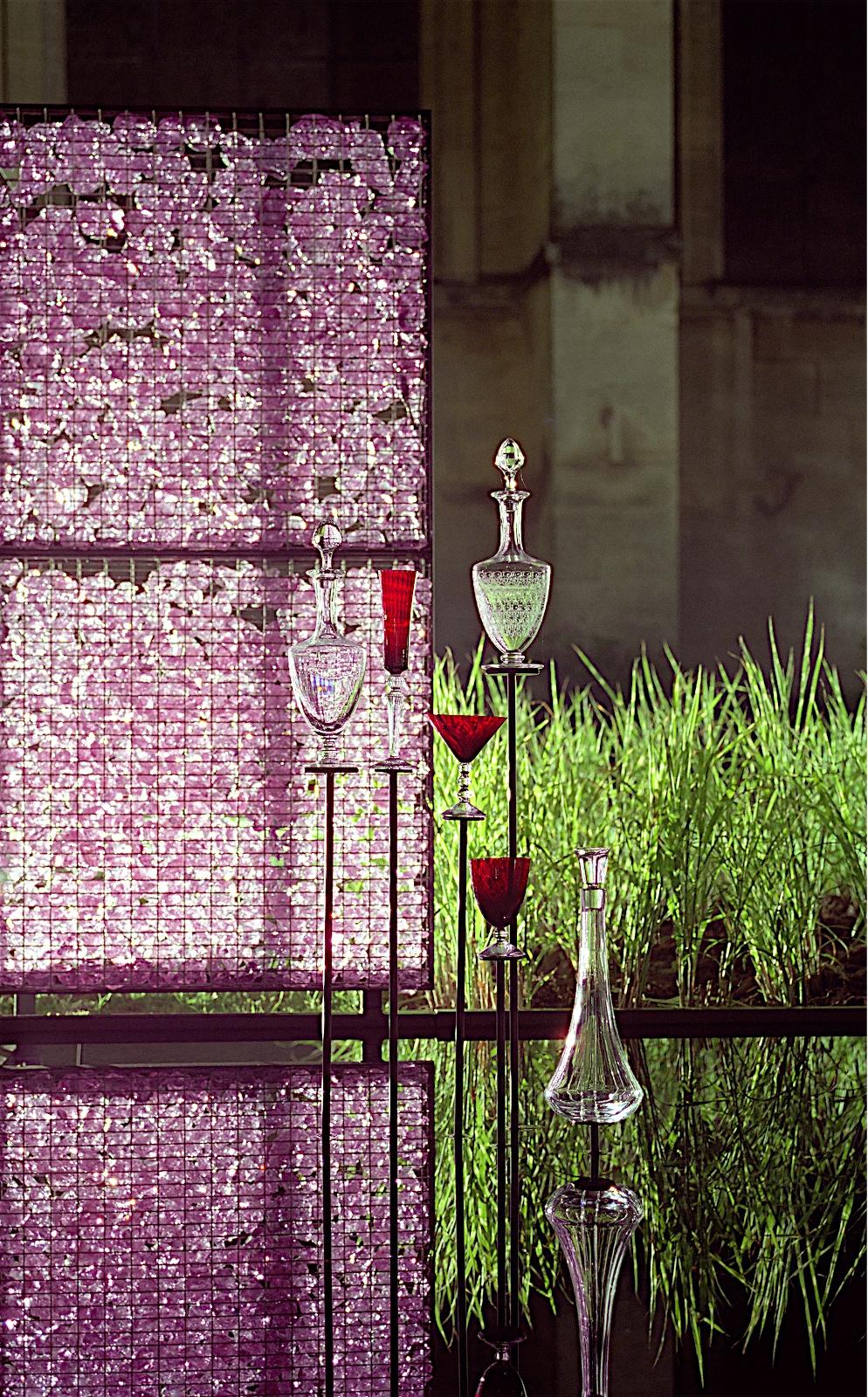 Exposition Jardin de Cristal Abbaye des Prémontrés Val Saint Lambert