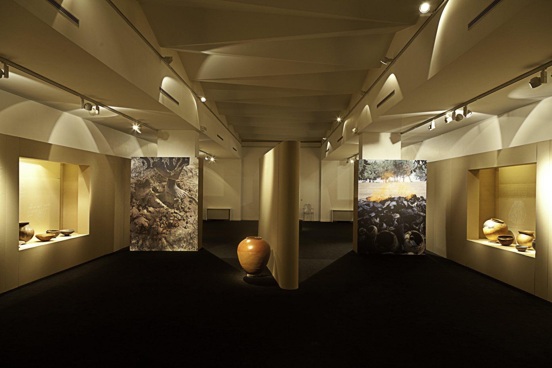 Exposition Terres d'Afrique Musée National de la Céramique Sèvres