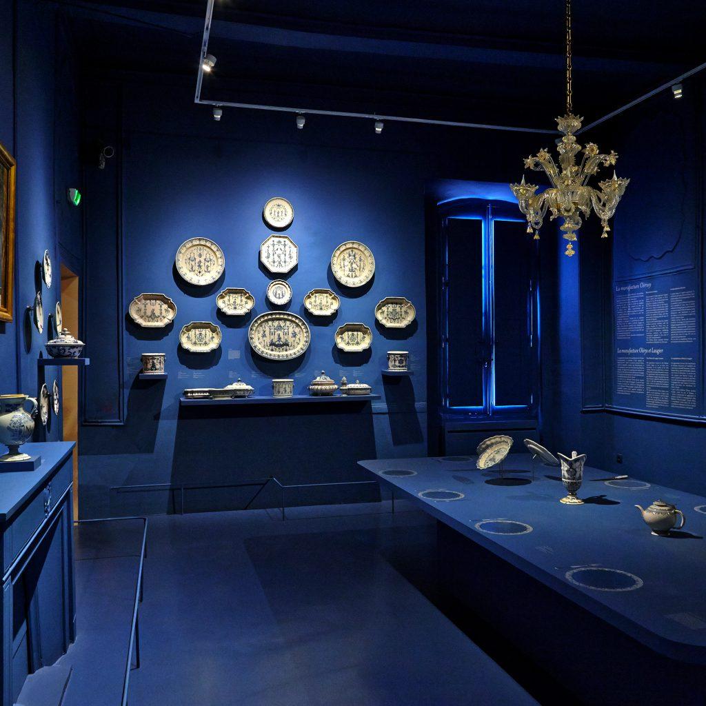 Réaménagement du Musée de la faïence de Moustiers Sainte Marie 11